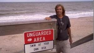 Pete Frontpage Unguarded